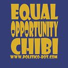 POLITICO'BOT: Equal Opportunity Chibi by Carbon-Fibre Media