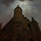 Port Arthur Church by Alina Holgate