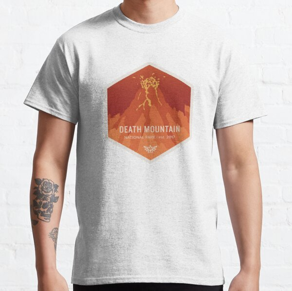 Death Mountain National Park Classic T-Shirt