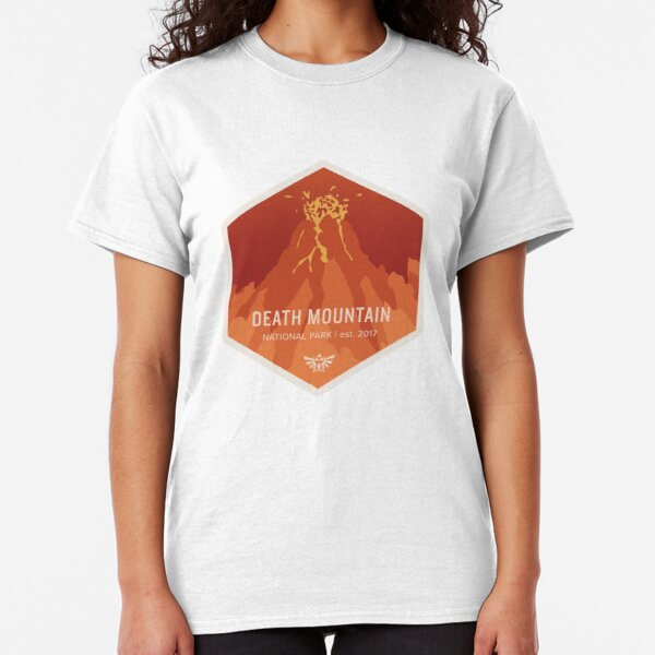 Death Mountain National Park Classic T-Shirt
