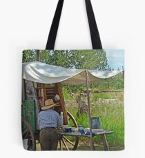 Real Chuckwagon Tote Bag