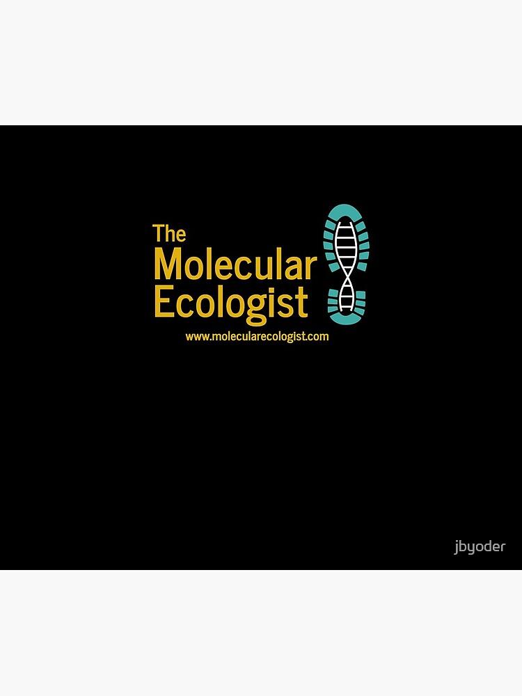 Molecular Ecologist merch by jbyoder
