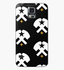 Hammers and Stars Case/Skin for Samsung Galaxy