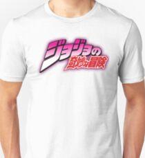 Camiseta unisex JoJo's Bizarre Adventure