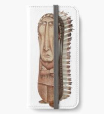 Chief brush cool iPhone Wallet/Case/Skin