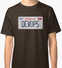 Devops plate Classic T-Shirt