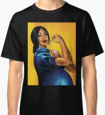 Cardi B! Moneybags and Motherhood Classic T-Shirt