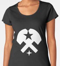 Stars and Hammers Women's Premium T-Shirt