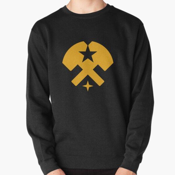 Stars and Hammers Pullover Sweatshirt