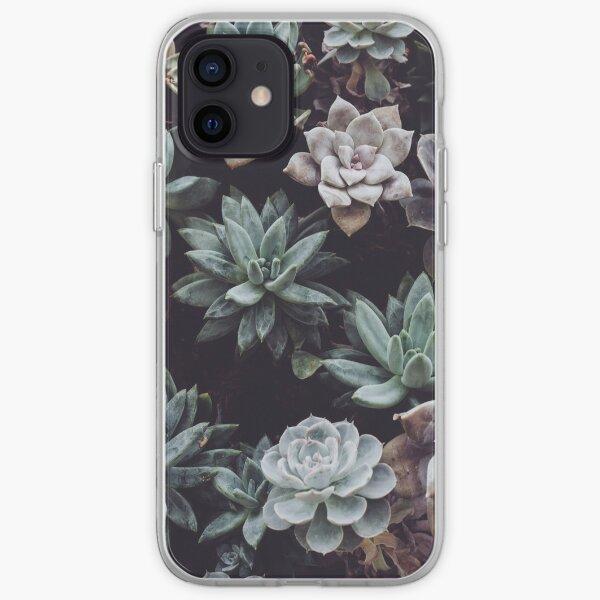 succulents  iPhone Soft Case