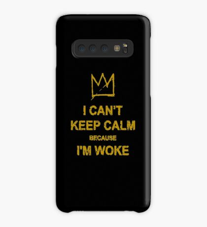 I Can't Keep Calm Case/Skin for Samsung Galaxy