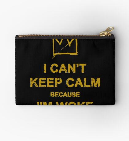 I Can't Keep Calm Studio Pouch