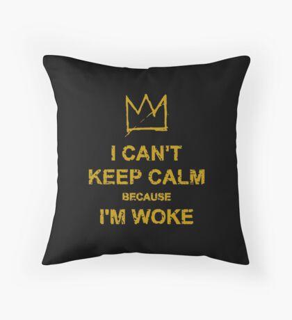 I Can't Keep Calm Floor Pillow