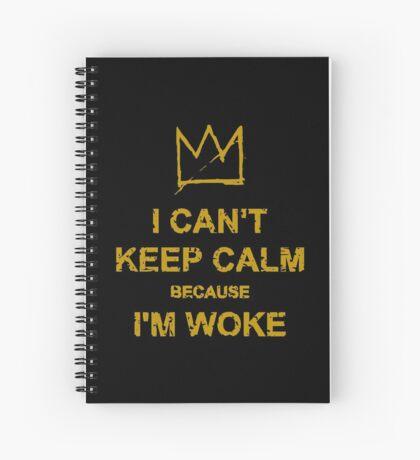 I Can't Keep Calm Spiral Notebook