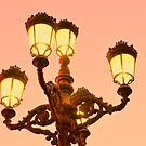 CADIZ - Lights at twilight by Daniela Cifarelli