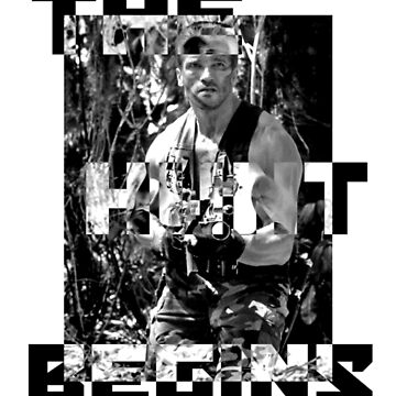 The Hunt Begins - Predator  by FilmFactoryRayz