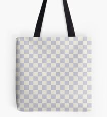 Chequered Squares Tote Bag