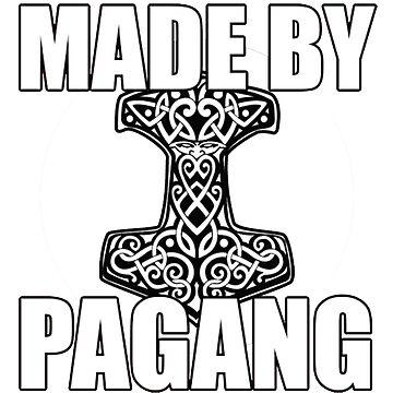 MADE BY PAGANG FULL LOGO by PAGANG