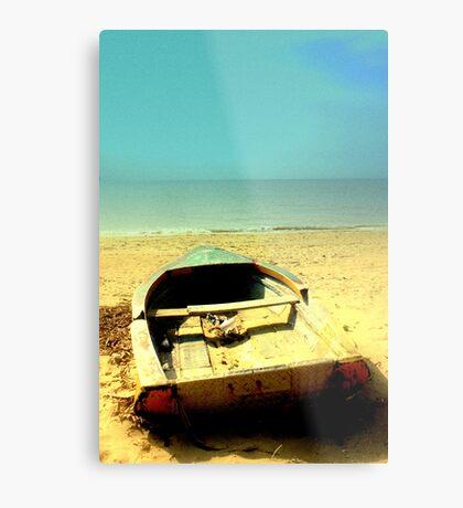 My boat of dreams Metal Print