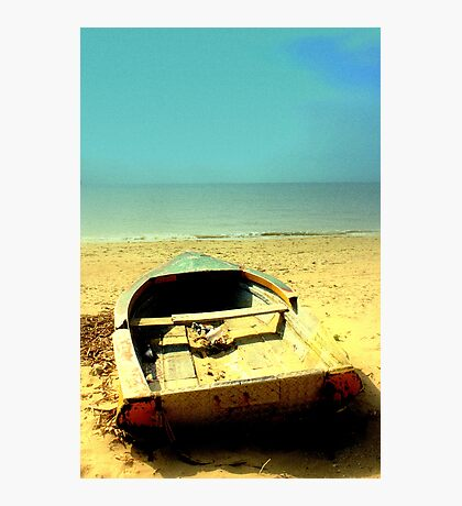 My boat of dreams Photographic Print