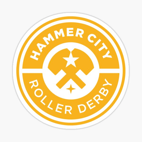 HCRD Official Logo Sticker