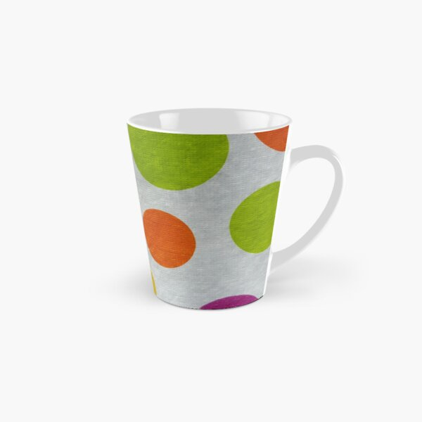 Polka-Dotty Tall Mug
