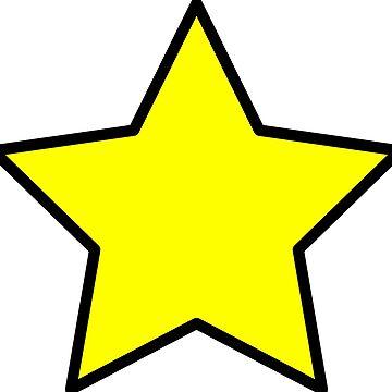 Estrella de xmandyycx3