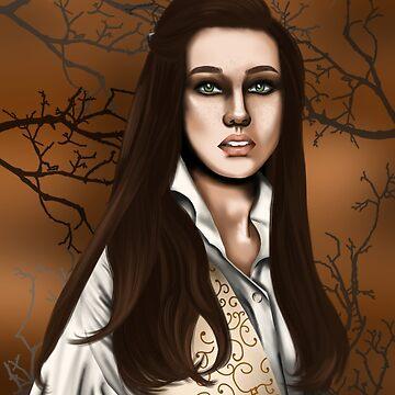 Sarah by torirosenbaum