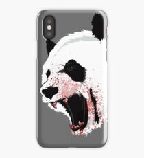 Panda Ladies iPhone Case
