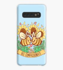 Bee Compassionate - Save the Bees Case/Skin for Samsung Galaxy