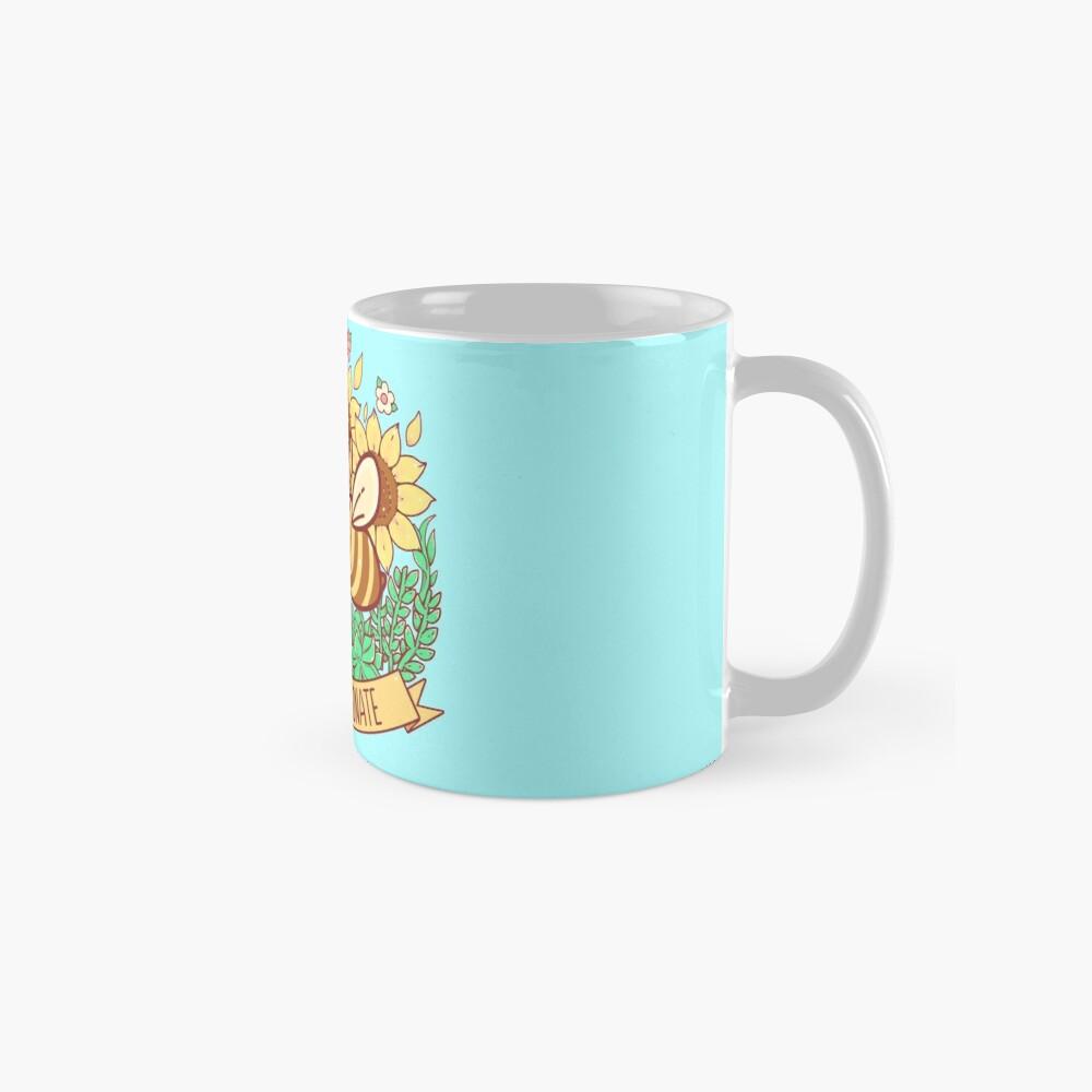 Bee Compassionate - Save the Bees Mug