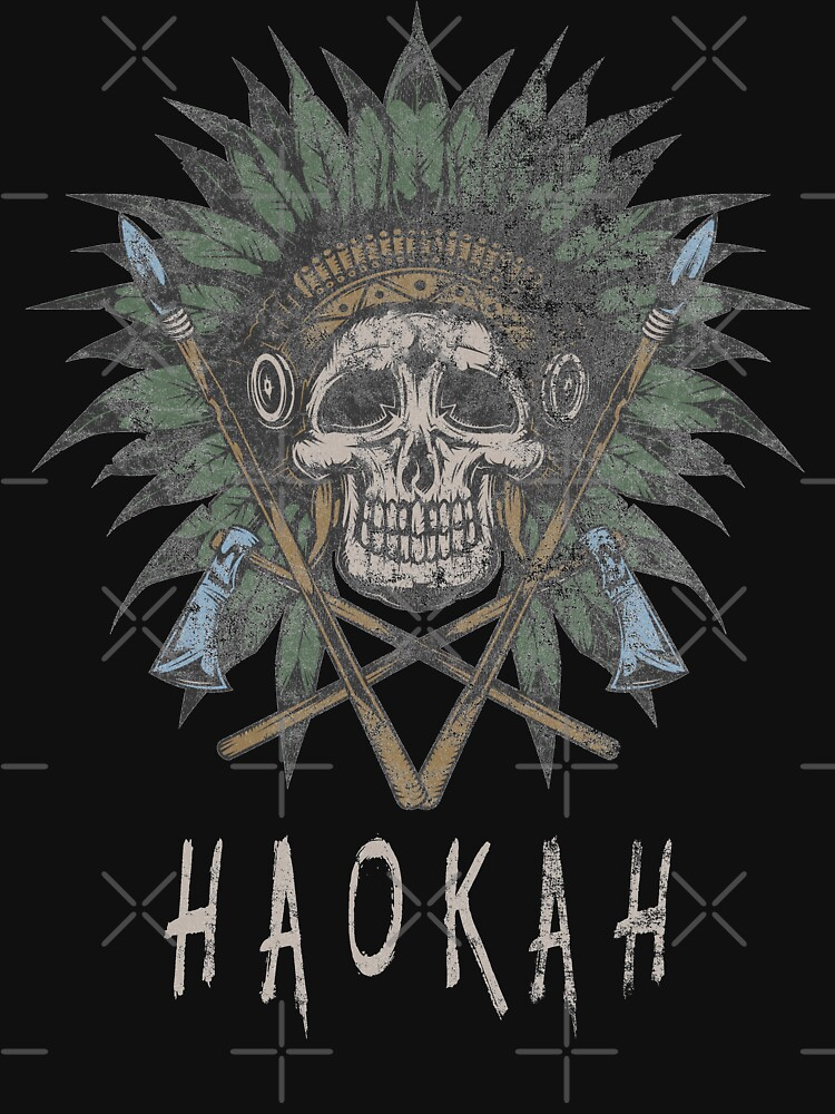 Haokah Native American Heyoka Empath Sacred Clown Empathy by thespottydogg