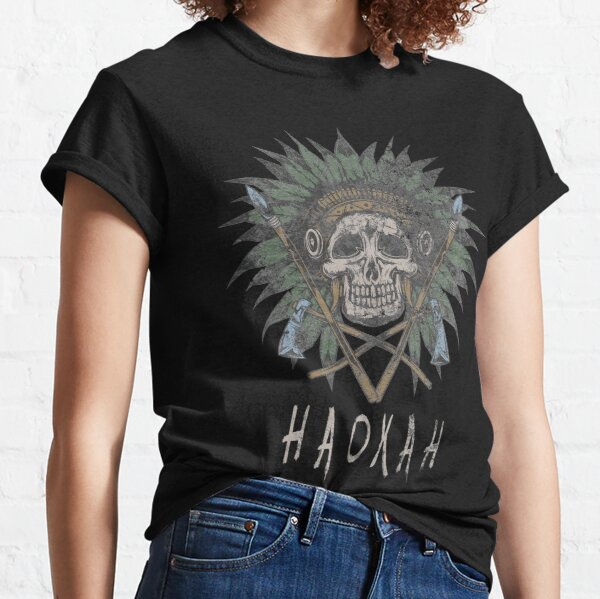 Haokah Native American Heyoka Empath Sacred Clown Empathy Classic T-Shirt