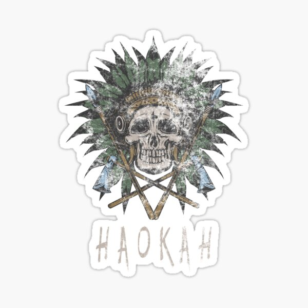 Haokah Native American Heyoka Empath Sacred Clown Empathy Sticker