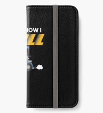 How I Roll Golf Cart iPhone Wallet/Case/Skin