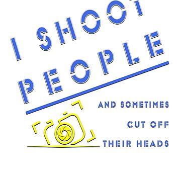 i shoot people by babibuba