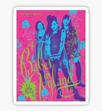 Babes in Toyland Poster but this time its a Sticker