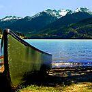 Row Away by MaluC