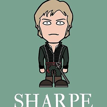 Sharpe by redscharlach