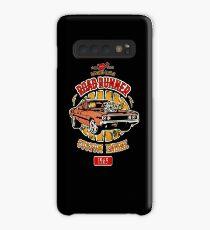 Plymouth Road Runner - American Muscle Hülle & Klebefolie für Samsung Galaxy