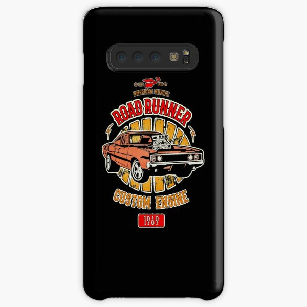 Plymouth Road Runner - American Muscle Samsung Galaxy Snap Case
