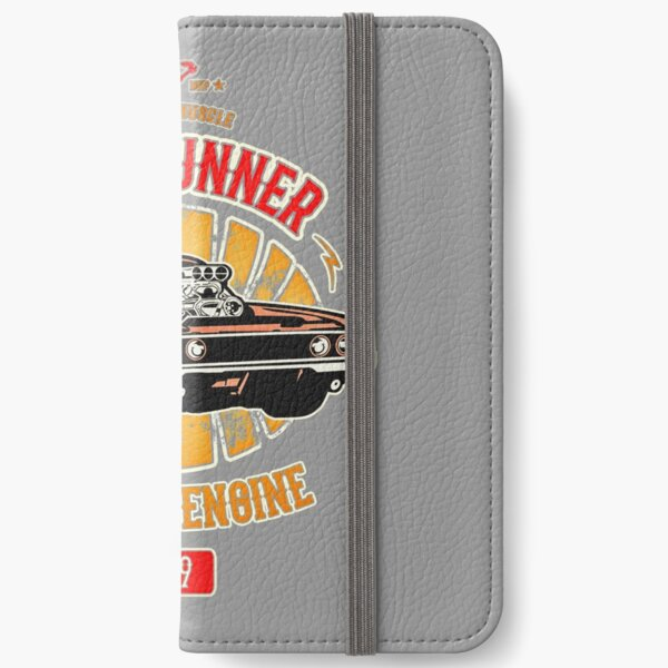 Plymouth Road Runner - American Muscle iPhone Wallet
