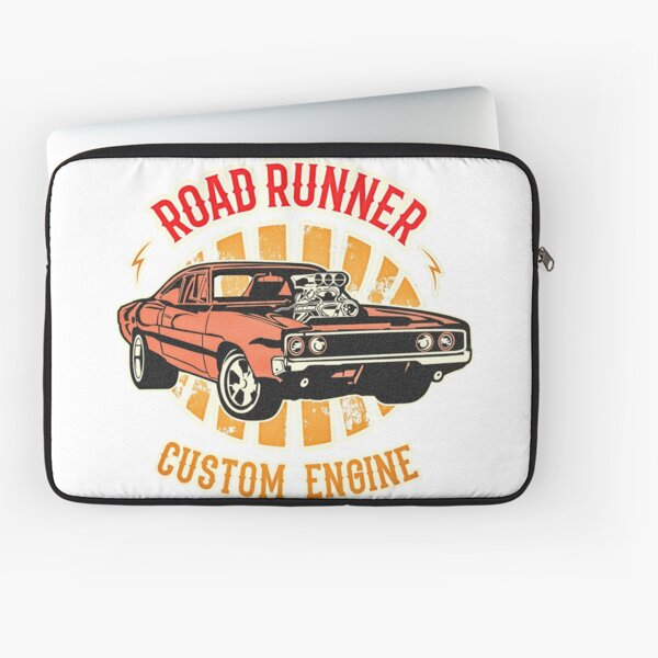 Plymouth Road Runner - American Muscle Laptop Sleeve