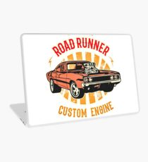 Plymouth Road Runner - American Muscle Laptop Skin