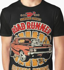 Plymouth Road Runner - American Muscle Grafik T-Shirt