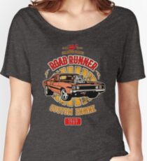 Plymouth Road Runner - American Muscle Baggyfit T-Shirt