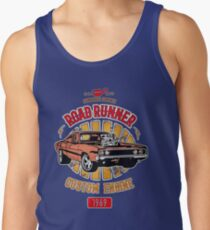 Plymouth Road Runner - American Muscle Tank Top