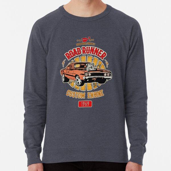 Plymouth Road Runner - American Muscle Lightweight Sweatshirt