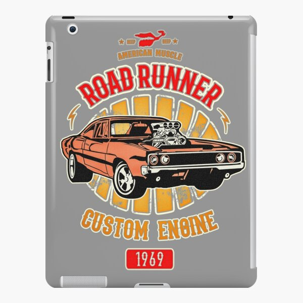 Plymouth Road Runner - American Muscle iPad Snap Case