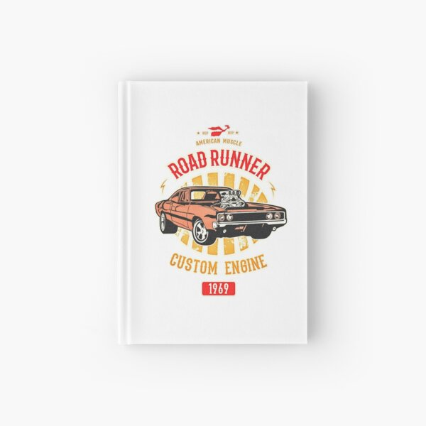 Plymouth Road Runner - American Muscle Hardcover Journal